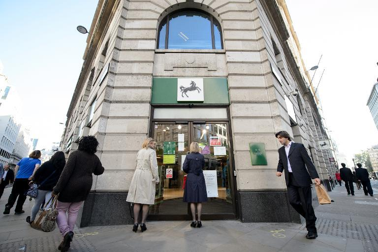 Britain says to sell more shares in Lloyds bank
