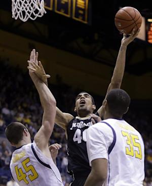 Cal edges Colorado 66-65 in overtime