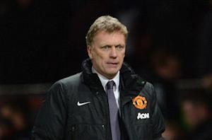 Under-fire David Moyes conducts Manchester United crisis talks