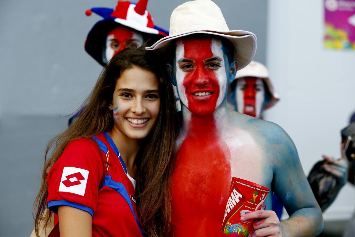 Netherlands v Costa Rica: Quarter Final - 2014 FIFA World Cup Brazil