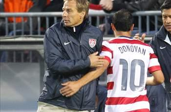 Seth Vertelney: Landon Donovan and Jurgen Klinsmann form an uneasy alliance