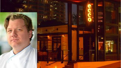 Joushua Perkins Is IN as Executive Chef at Ecco