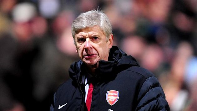 Arsene Wenger wants his Arsenal team to show some spirit