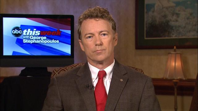 Sen. Rand Paul Questions Drone Policy, Says Scandals Threaten President Obama's 'Moral Authority'