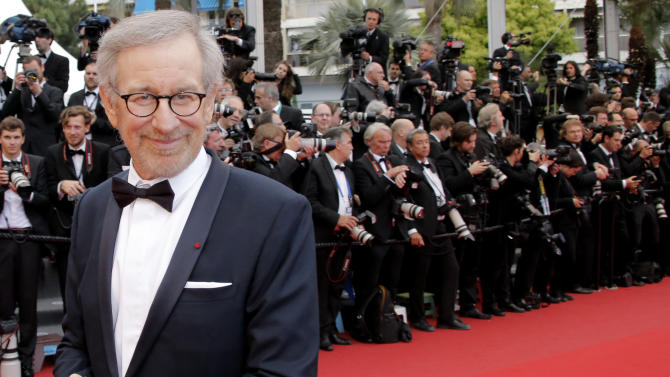 Steven Spielberg pulls out of 'American Sniper'