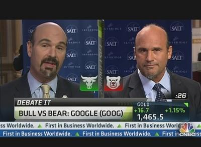 Buy Google At All-Time Highs?