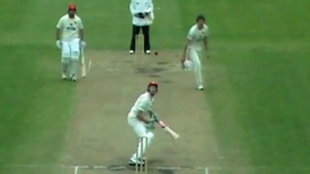 Canterbury Batsman Joins Exclusive Club