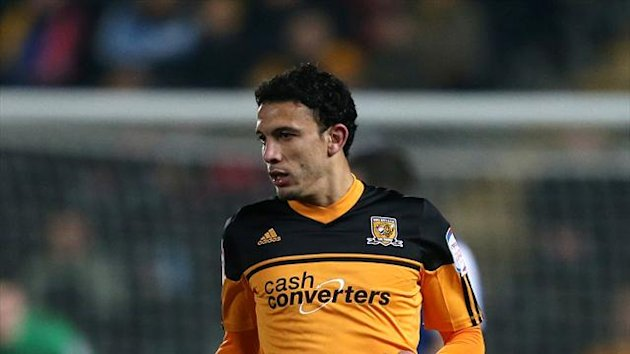 Mohamed Gedo in action for Hull last season (PA Photos)