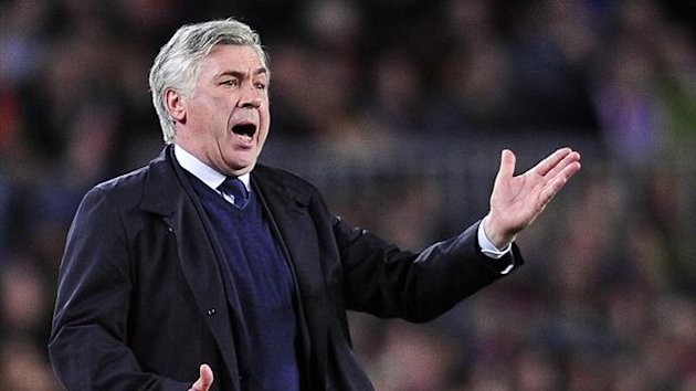 football Ligue 1 PSG Carlo Ancelotti