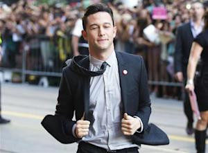 "Director Joseph Gordon-Levitt arrives for the screening of his film ""Don Jon"" at the 38th Toronto International Film Festival"