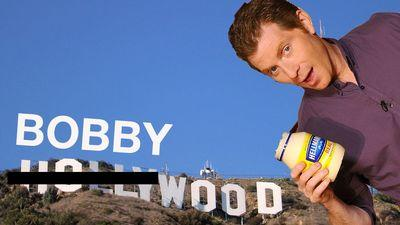 Bobby Flay, Who Played Himself on Entourage Once, Is Getting a Hollywood Walk of Fame Star