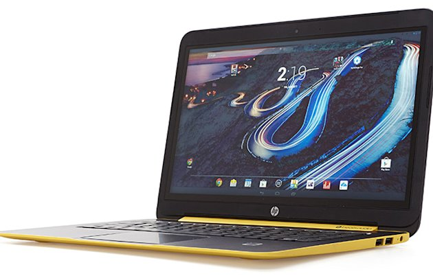 Android laptops