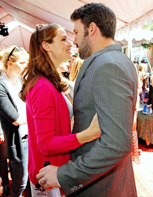 "Ben Affleck on Life Post-Oscars: I'm Just ""Hanging Out With My Wife"" Jennifer Garner"