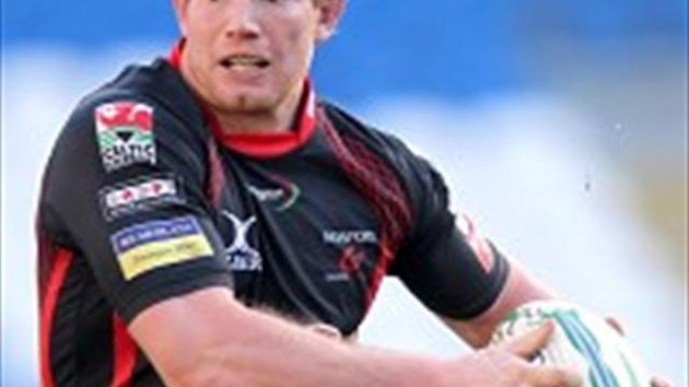 Patrick Leach scored a try in Newport&#39;s victory