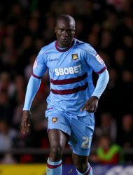 Birmingham are waiting for clearance for Papa Bouba Diop