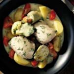 Greek Chicken & Vegetable Ragout