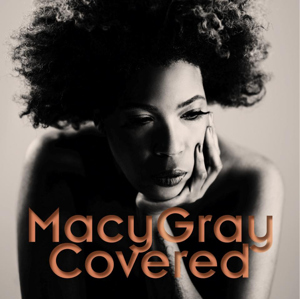 "In this CD cover image released by 429 Records, the latest released by Macy Gray, ""Covered,"" is shown. (AP Photo/429 Records)"