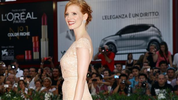 Jessica Chastain's Great New Role: Tom Cruise Love Interest
