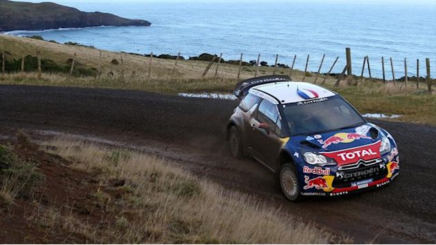 Citroen WRC survives budget slashing