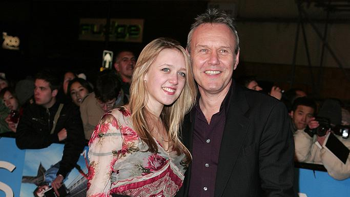 Yes Man UK premiere 2008 Anthony Head Emily Head