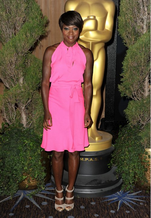 2012 Oscar Nominee Luncheon.