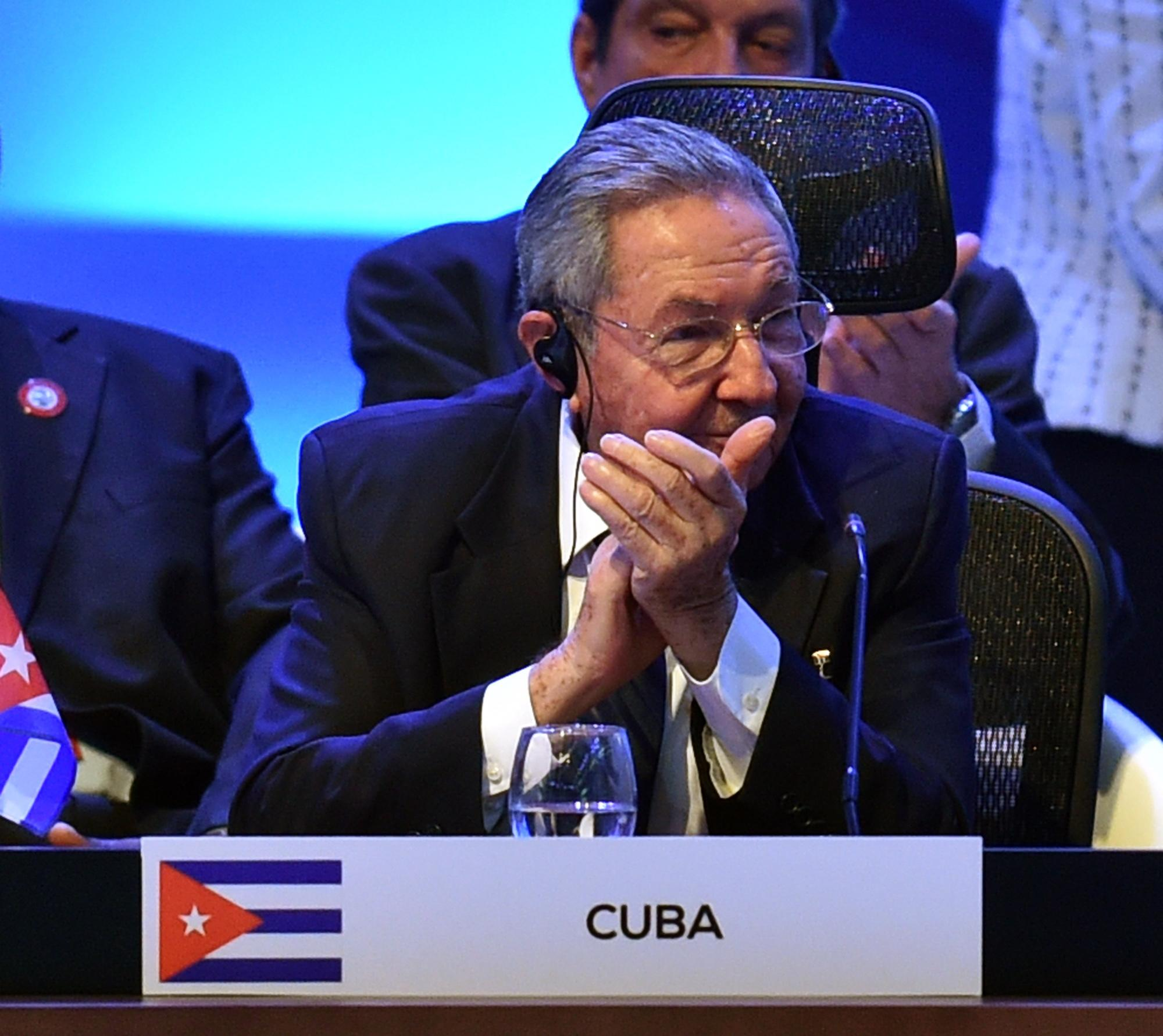 'Peace between us,' Raul Castro says of US ties