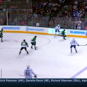 Kari Lehtonen Save on Morgan Rielly (15:11/2nd)
