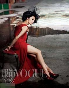 "China Actress Has More ""Twitter"" Followers Than Obama, Katy Perry..."