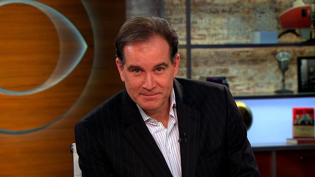 Jim Nantz and Charlie Rose swap jobs