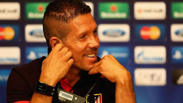 Diego Simeone has overseen a period of success for Atletico Madrid (AFP)