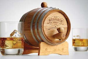 Bootleg Whiskey Barrel Kit