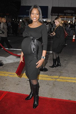 Garcelle Beauvais at the Westwood premiere of Miramax Films' Gone Baby Gone