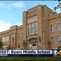 Historic Byers Middle School Reopens