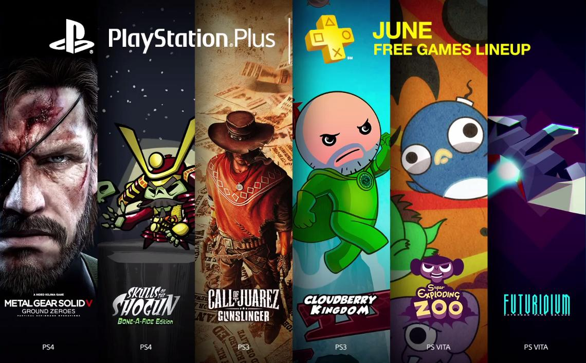 Here are all the PS4, PS3 and Vita games you can get for free in June