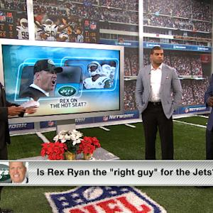 Is Rex Ryan the right guy for the New York Jets?