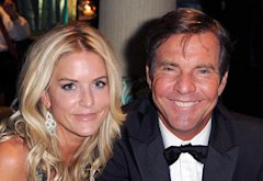 Kimberly Quaid and Dennis Quaid | Photo Credits: Jeff Kravitz/FilMagic