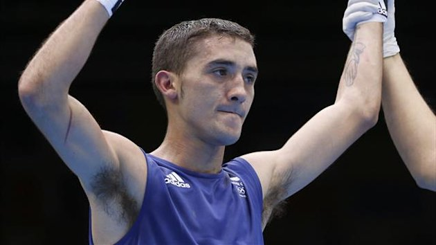 Britain's Andrew Selby (REUTERS)