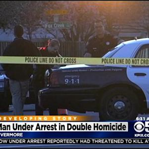 Double Shooting Leaves 2 Men Dead In Livermore; Police Arrest Suspect