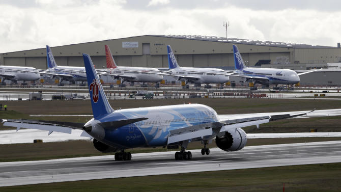 Source: Boeing to propose 787 battery fix to FAA