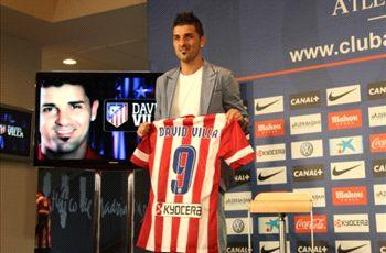 Villa reveals Premier League offer before Atletico Madrid move