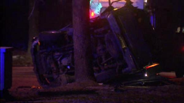 1 dead, 1 critical in Bustleton accident