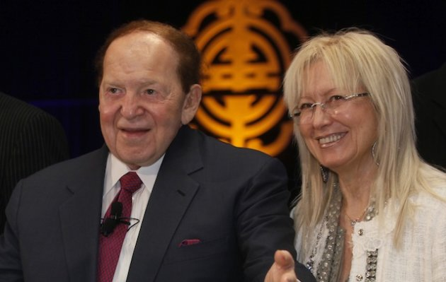 GOP super PAC receives major donation from casino mogul ...