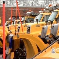Crews Prepare For Second Winter Storm In Philadelphia