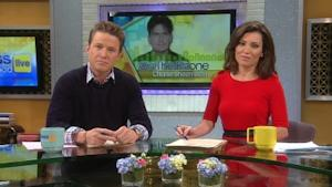 Access Hollywood Live: Charlie Sheen's Jewish Revelation (March 4, 2011)  -- Access Hollywood