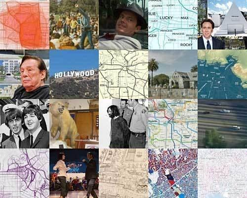 Curbed Awards 2014: The 21 Best Los Angeles Maps of 2014