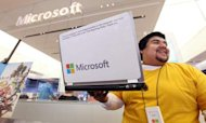 Microsoft Logo: New Look For Tech Giant