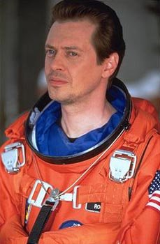 Steve Buscemi as Rockhound in Touchstone's Armageddon