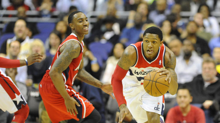 NBA: Atlanta Hawks at Washington Wizards