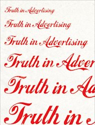 This book cover image released by Touchstone shows &quot;Truth in Advertising,&quot; by John Kenney. (AP Photo/Touchstone)