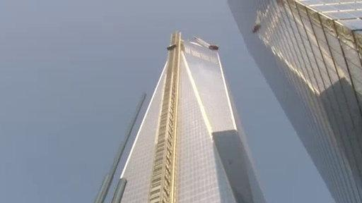 Acceso Exclusivo al Nuevo World Trade Center de Nueva York